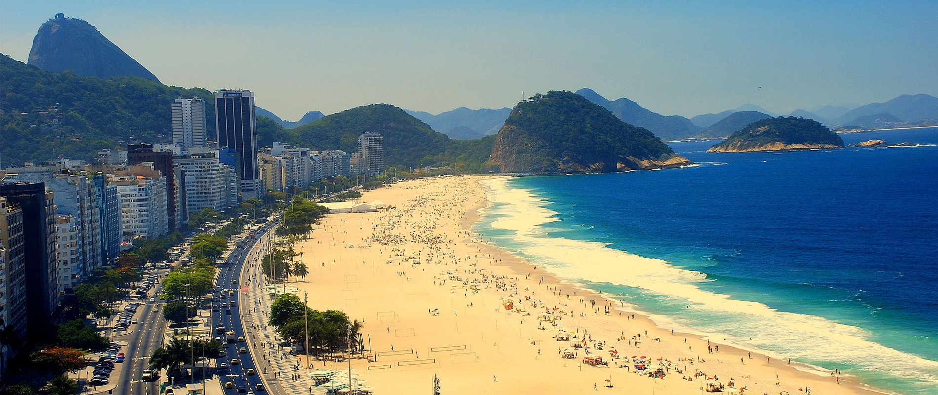 Sao Paulo y Río de Janeiro