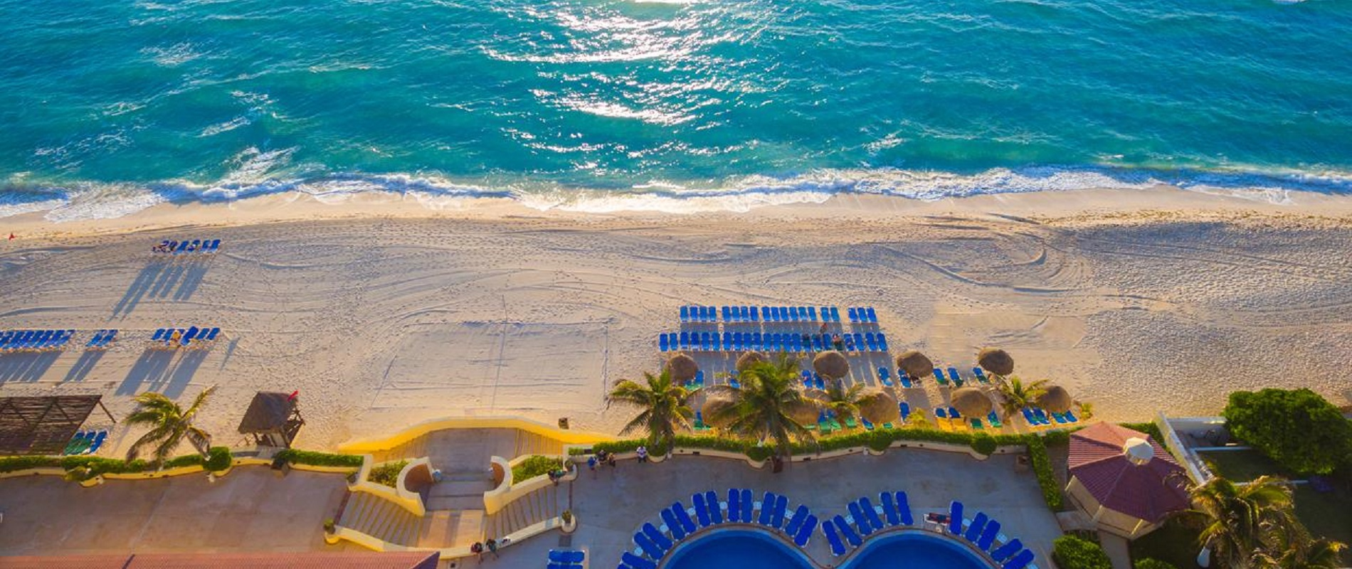 Cancún a nivel Vip en Royal Solaris