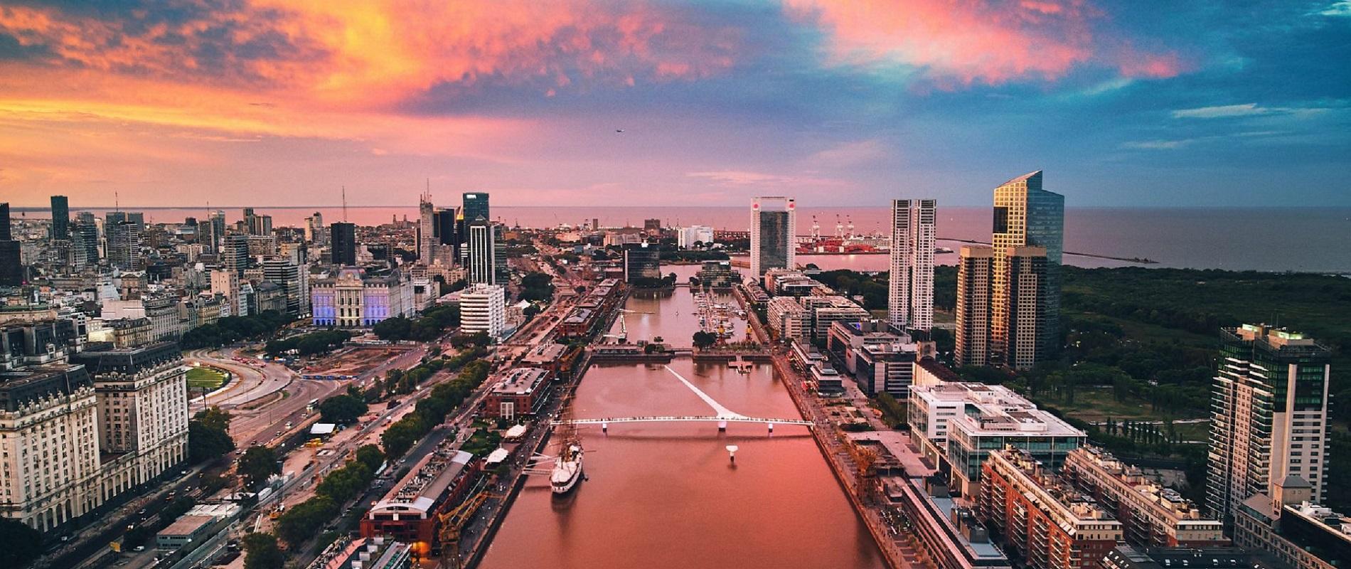 Buenos Aires y Puerto Iguazú